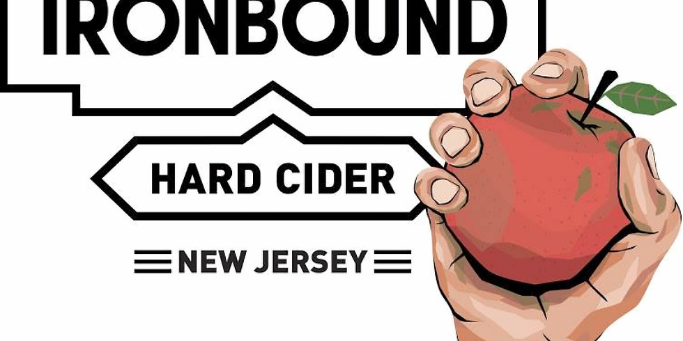 5-Course Cider Tasting Dinner with Ironbound Hard Cider