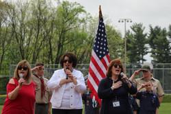National Anthem Singers