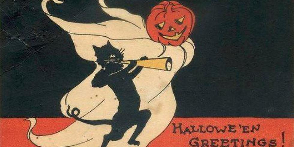 Halloween Dance Party Spooktacular!