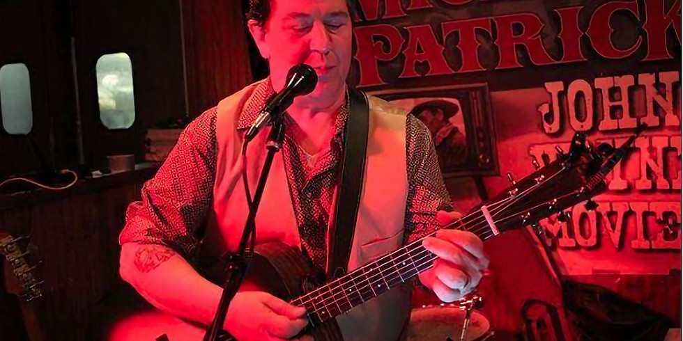 Join Michael Patrick for 1st solo gig in new area!