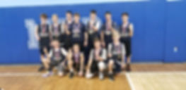 2020 Mifflinburg 6th grade league champs
