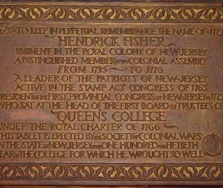 1916 - Hendrick Fisher
