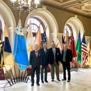 2019 Annual Meeting Flags
