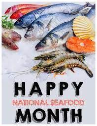 National Seafood Month (NSM)