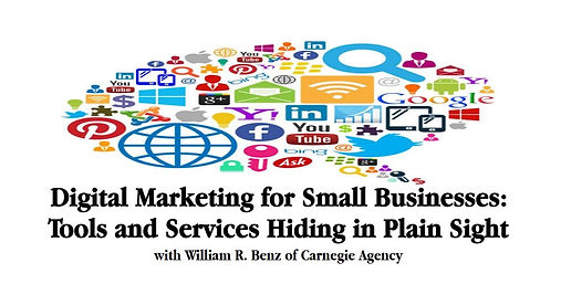 Carnegie Agency Event Why Small Business needs Digital Marketing