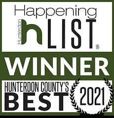 Hunterdon Happenings 2021 Winner