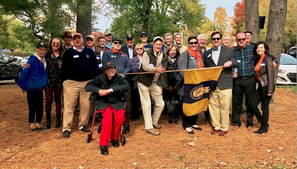 47th Annual Tailgate Social outside Prin