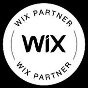 Wix partner badge