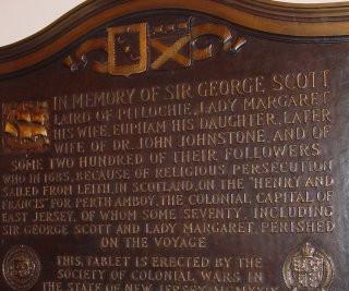 1929 - Sir George Scott and Followers