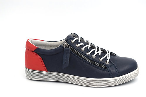 Skinside Out - Connie Navy/Red
