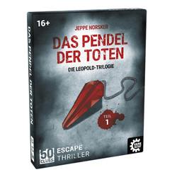50 Clues Teil 1 - Das Pendel der Toten