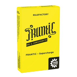 FRANTIC - Supercharge