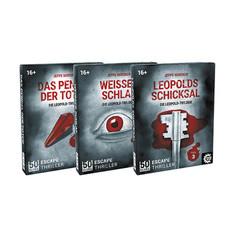 50 Clues - Die Leopold Trilogie