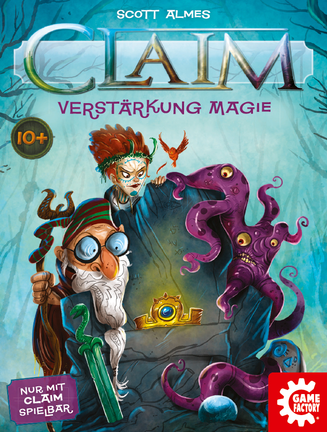 Caim Verstärkung Magie_front