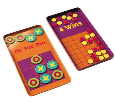 Tic Tac Toes & 4 Wins_Spiel
