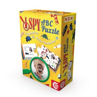 I Spy ABC Puzzle