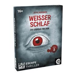 50 Clues Teil 2 - Weisser Schlaf