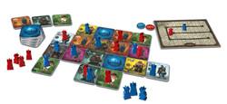 Claim Kingdoms_Spielmaterial