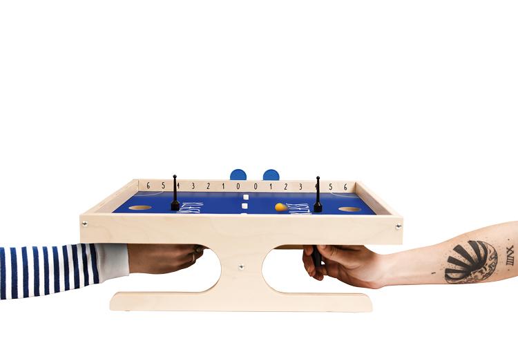 Klask Spielmaterial