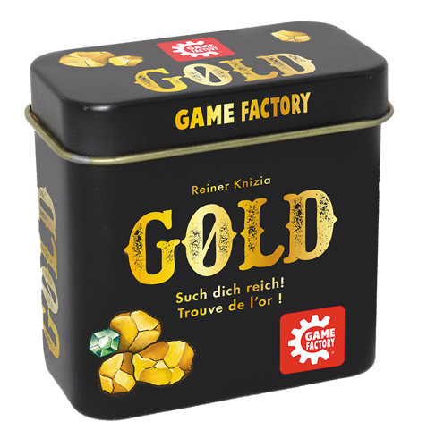 Game Factory Spiel Gold