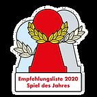 2020-Logo_empf_SpieldesJahres-Empfehlung