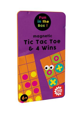 Tic Tac Toe & 4 Wins