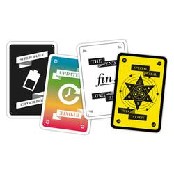 Frantic Supercharge Spielkarten