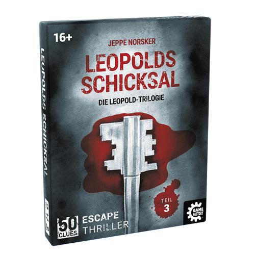 50 Clues Teil 3 - Leopolds Schicksal