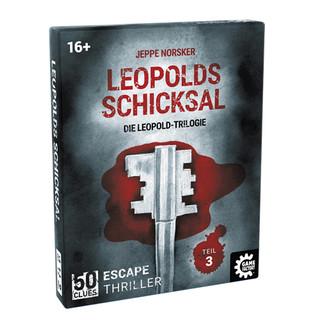 50 Clues - Leopolds Schicksal