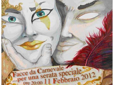 FESTA DI CARNEVALE 11 FEBBRAIO  2012