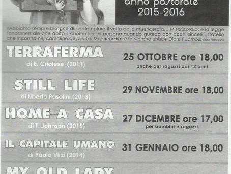 Cineforum 2015-2016