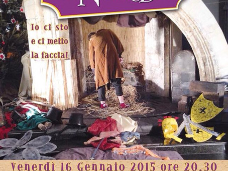 Venerdì 18 gennaio 2015 – Il Gobbo di Notre Dame – musical