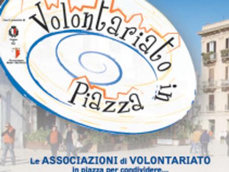 Volontariato in piazza 2013