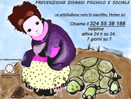 """Servizio """"Momo"""""""