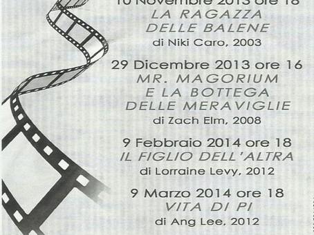 Cineforum 2013-2014