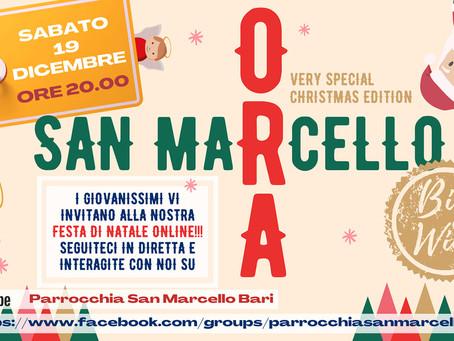 Festa di Natale a San Marcello