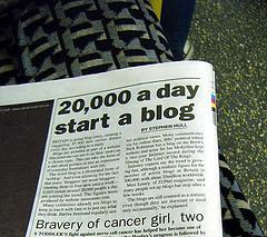Perché un blog? Perché ci importa…