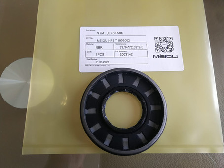 Delivered to United States! HIGH PRESSURE SEAL,BAKHDSN 35x48x5.5, NBR FOR SAUER MF035 /MPV046