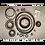 Repair seal kit for Rexroth hydraulic piston pump A8VO200