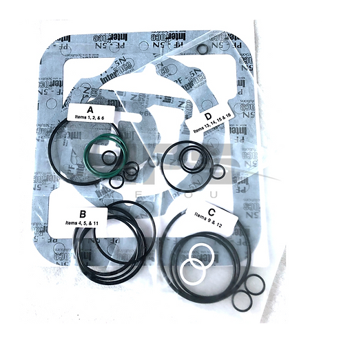 Repair seal kit for Sauer hydraulic piston pump PV23