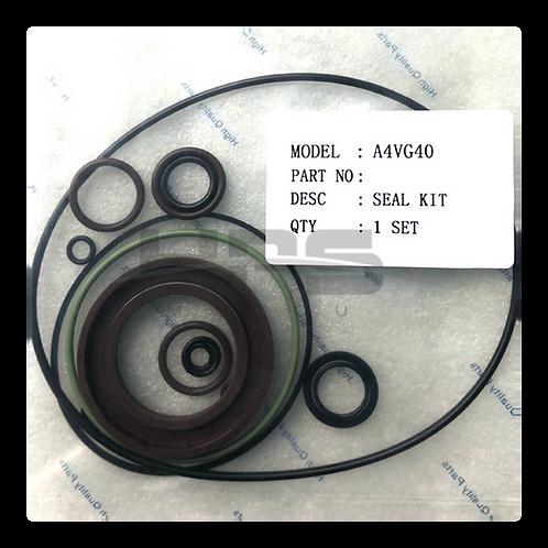 Repair seal kit for Rexroth hydraulic pump A4VG40