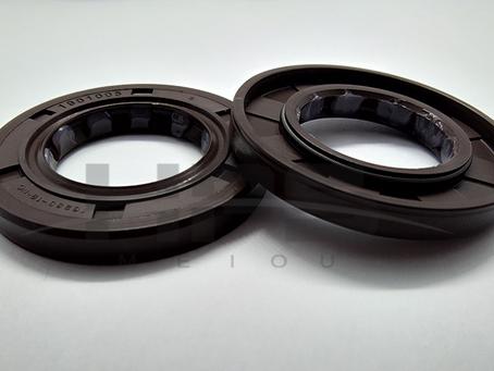 Delivered to Brazil!  16253-18-NC TCV Pressure Shaft Seal 28.575-50.8-6.35mm