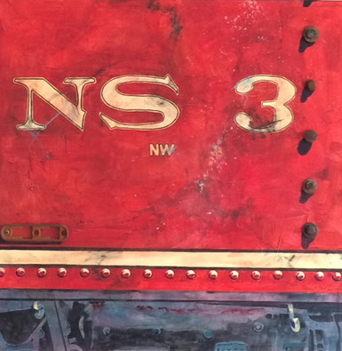 Norfolk Southern Number Three