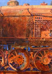 Rusting in Roanoke