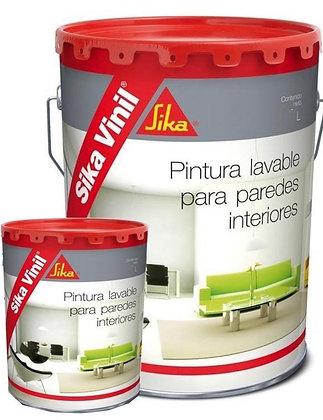 Sika Vinil Pintura Para Interiores 20 + 4 Litros