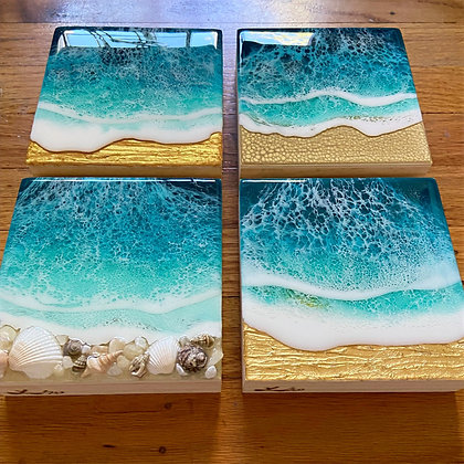 Catching Waves (made to order)