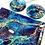 Thumbnail: Galaxy Tray and Coaster Set