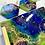 Thumbnail: Peacock Tray and Coaster Set