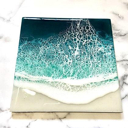 Resin Ocean Painting