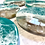 Thumbnail: Set of 3 Resin Ocean Art (3)